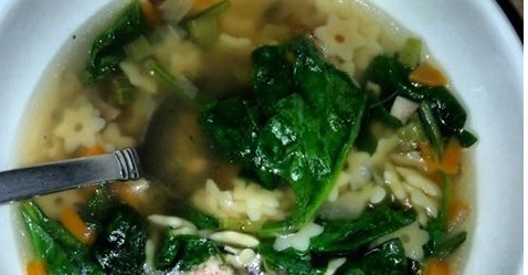 wedding soup pic