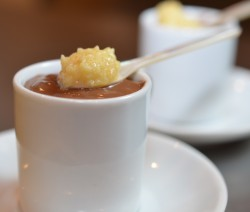 Rich and elegant, a demitasse of Russian hot chocolate is the perfect finish to a nice dinner.