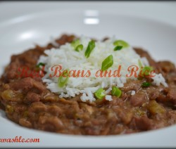 red beans n rice pic